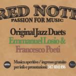 2017.11.12 Losio&Poeti Original Jazz Duets at Red Factory