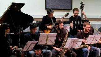 20191110_OGJ at Scuola Popolare di Musica di Testaccio 1